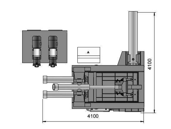 Y81 Series Hydraulic Scrap Balers