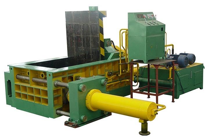 Y81 Series Hydraulic Scrap Balers - Y81T-160B