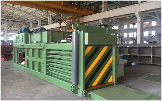 Manual Tie Channel Baler -HPM250S