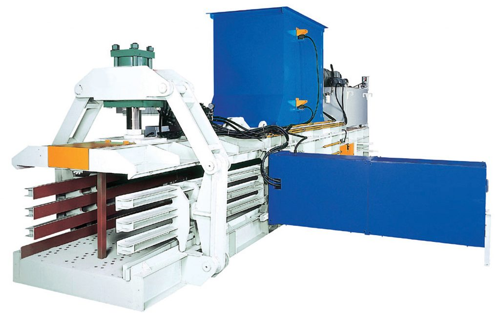 Channel Baler type: GB-0505F